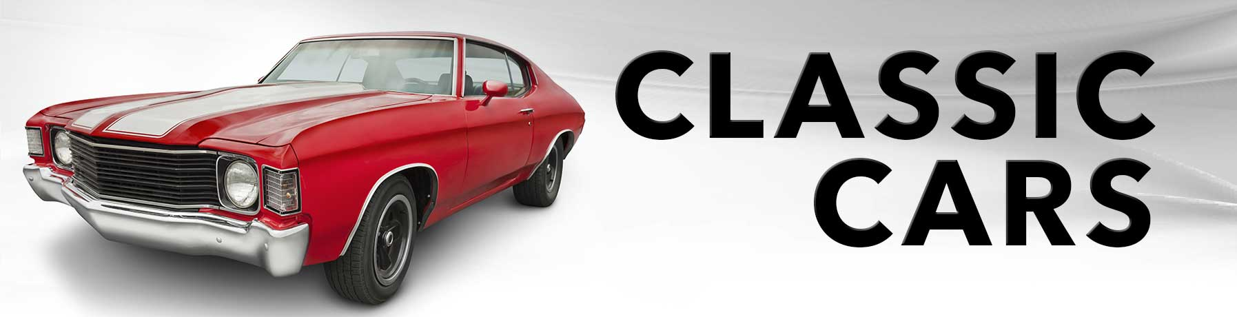 Classic Cars Banner